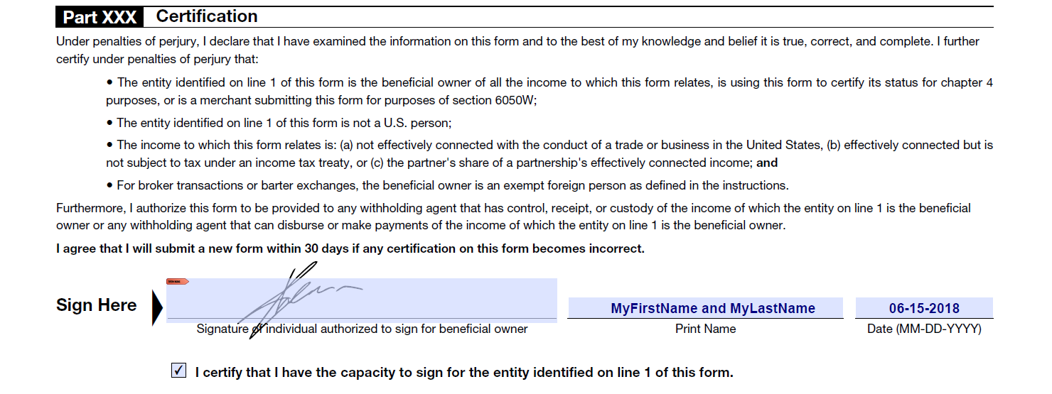 What is a W8 Form? Why Should I Complete This Form