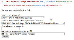 Defining your future US employee's salary_Step 1_Search Wizard